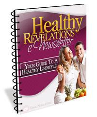 healthy revelations newsletter